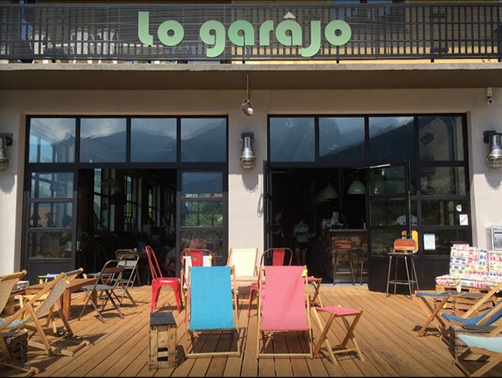 Le Garâjo à Manigod